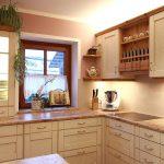 Landhausküche Küche Landhausküche Landhauskchen Modern Moderne Gebraucht Grau Weisse Weiß