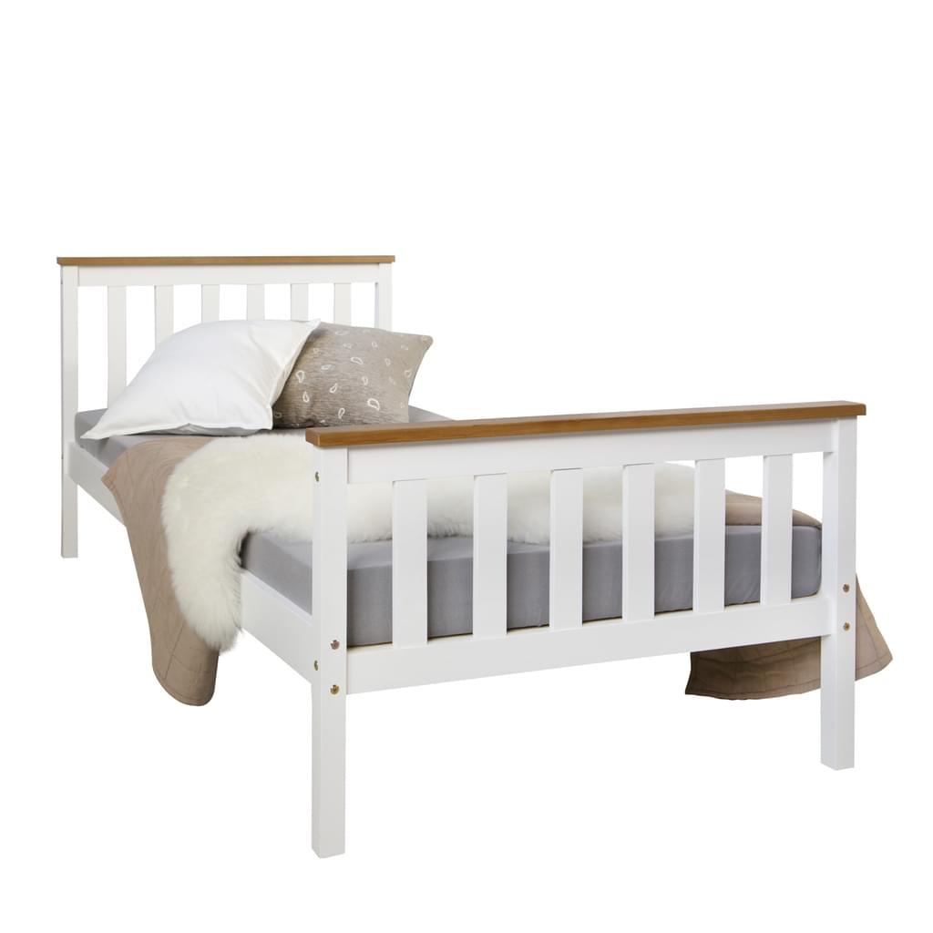 Full Size of Bett 90x200 Weiß Homestyle4u 1842 160x200 200x200 Komforthöhe Massivholz Weiss Mit Bettkasten Wasser Betten Kaufen Dico Badezimmer Hochschrank Boxspring Bett Bett 90x200 Weiß