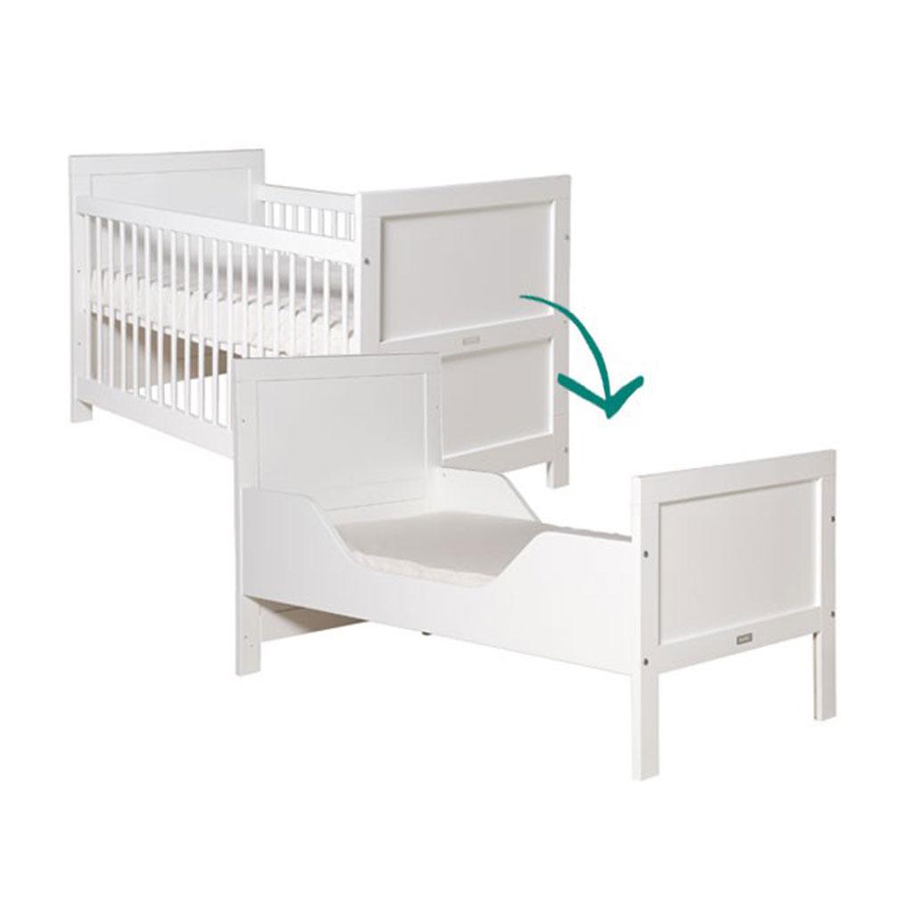 Full Size of Bopita Mimatch Kinderbett Wei 70x140 Portofrei Bett Mit Ausziehbett 160 Stauraum 140x200 Japanische Betten überlänge Nussbaum 180x200 120x200 Bettkasten Bett Bopita Bett
