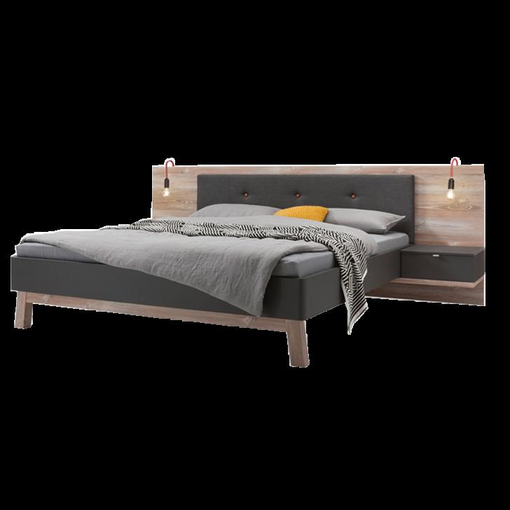 Medium Size of Nolte Betten Mbel Cepina Bettanlage 1ausfhrung In Basalt Und Picea Pine Paradies 100x200 160x200 Massivholz Ikea Gebrauchte Französische Schlafzimmer Meise Bett Nolte Betten