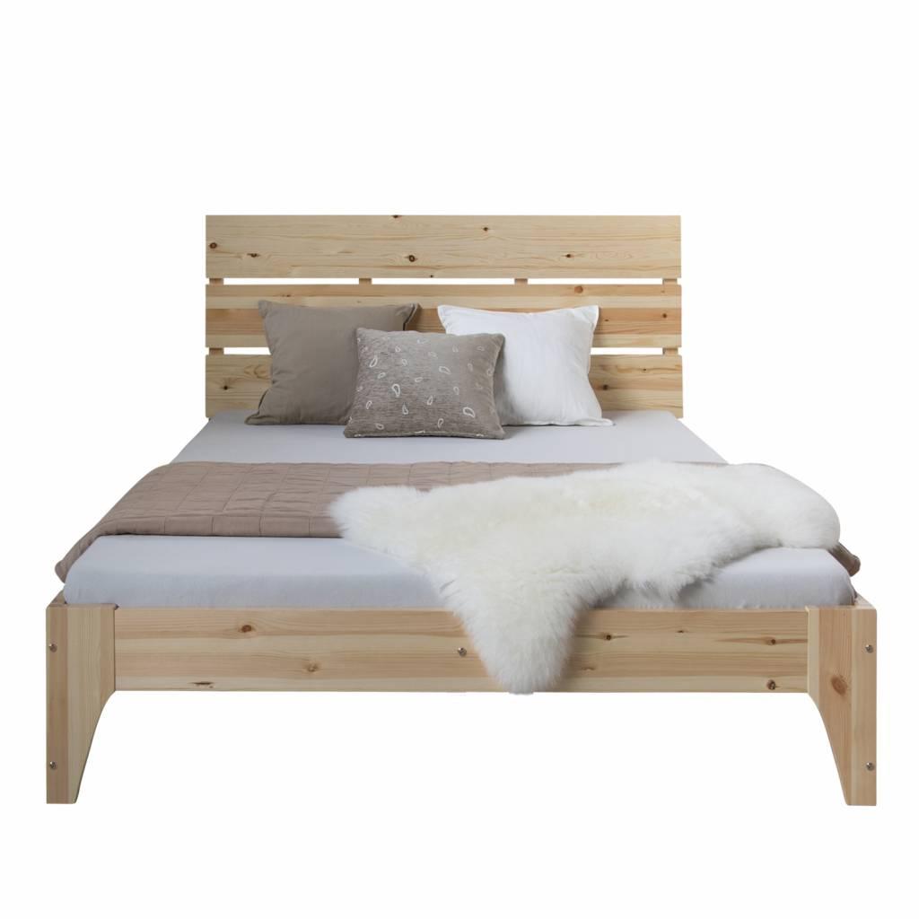 Full Size of Bett 140 Doppel Holz Massivholzmbel Bei Moebelshop68de Betten Günstig Kaufen 120x200 Weiß überlänge Poco Metall Rattan 160x200 Test Mit Matratze Und Bett Bett 140
