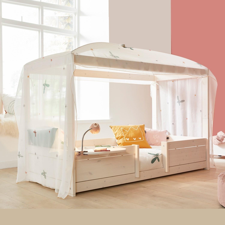 Full Size of Lifetime Bett In 4 Aufbauvarianten Mit Himmel Fairy Dust Schlicht Boxspring 120x190 Weißes 160x200 Roba Breit Grau Xxl Betten 160 Tojo Schöne 180x200 Bett Lifetime Bett