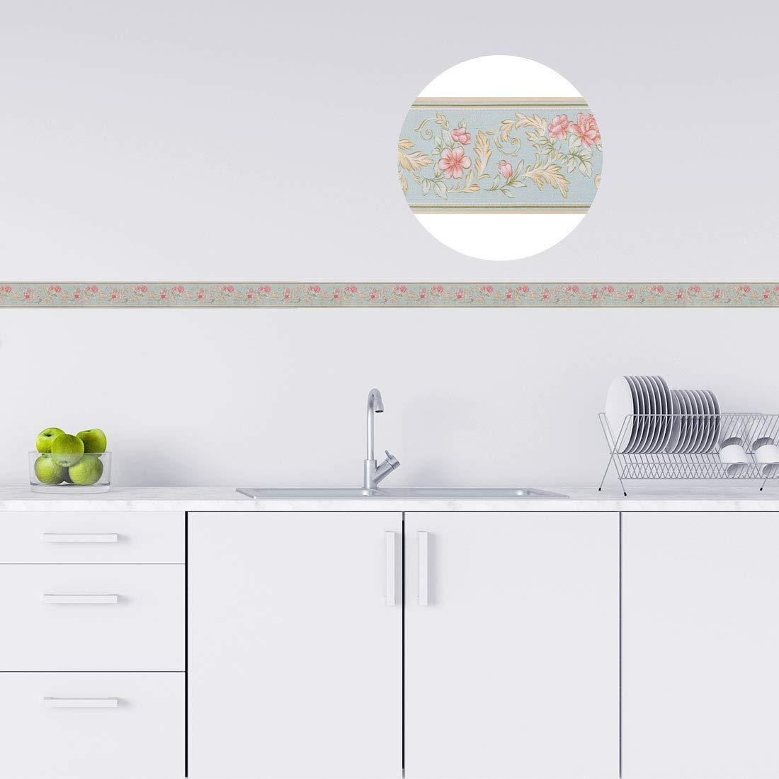 Full Size of Sourcing Map 3d Wand Papier Grenze Selbstklebend Wandbelag Pvc Grifflose Küche Modulküche Holz Bodenbelag Led Deckenleuchte Gardinen Für Die Weiß Matt Küche Wandbelag Küche