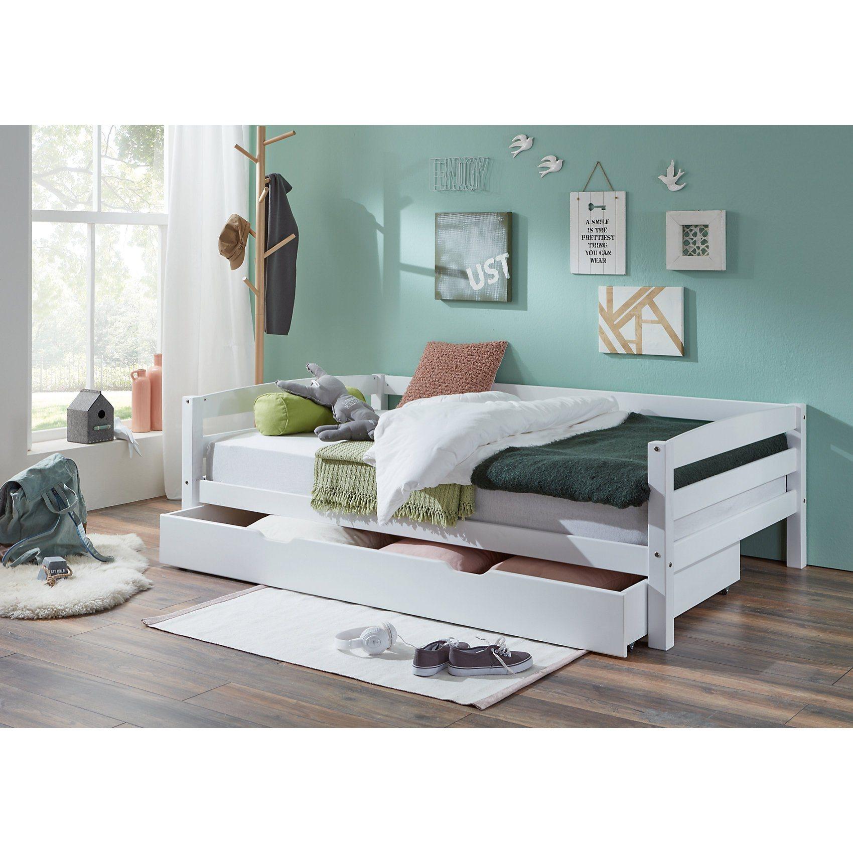 Full Size of Bett 90x190 90 190 Wei Preisvergleich Besten Angebote Online Kaufen Betten Bei Ikea Mit Stauraum 180x200 Rückenlehne Amerikanisches Bettkasten Schubladen Bett Bett 90x190