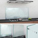 Rückwand Küche Glas Küche Glas Kchenrckwand Klar Oder Satiniert Inkl Befestigungsset Küche Kaufen Ikea Sprüche Für Die Fenster Dreifachverglasung Fliesenspiegel Sideboard Mit