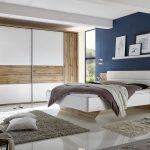 Schlafzimmer Komplett Set 4 Tlg San Marino Wei Wildeiche Ebay Massivholz Bad Hochschrank Weiß Komplettes Teppich Lampe Kommode Bett 160x200 Weißes Schlafzimmer Schlafzimmer Set Weiß