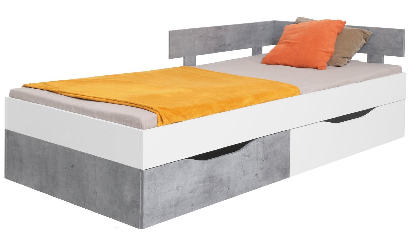 Full Size of Kinderbett Jugendbett Simon S16 120x200 Deine Moebel 24 Einfach Bett Weiß Schöne Betten Krankenhaus 140x200 100x200 Modernes Minion Aus Holz 120 X 200 Bett 120x200 Bett