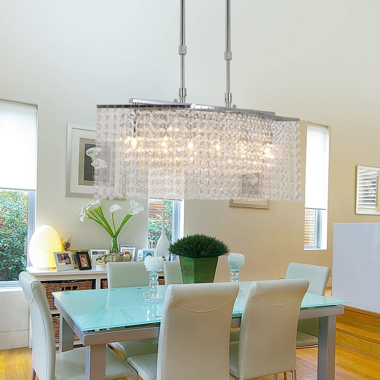 Full Size of Amazon Schlafzimmer Lampen Oofay Light Upscale Und Elegante Set Vorhänge Lampe Komplett Weiß Sitzbank Klimagerät Für Landhausstil Komplette Regal Rauch Schlafzimmer Kronleuchter Schlafzimmer