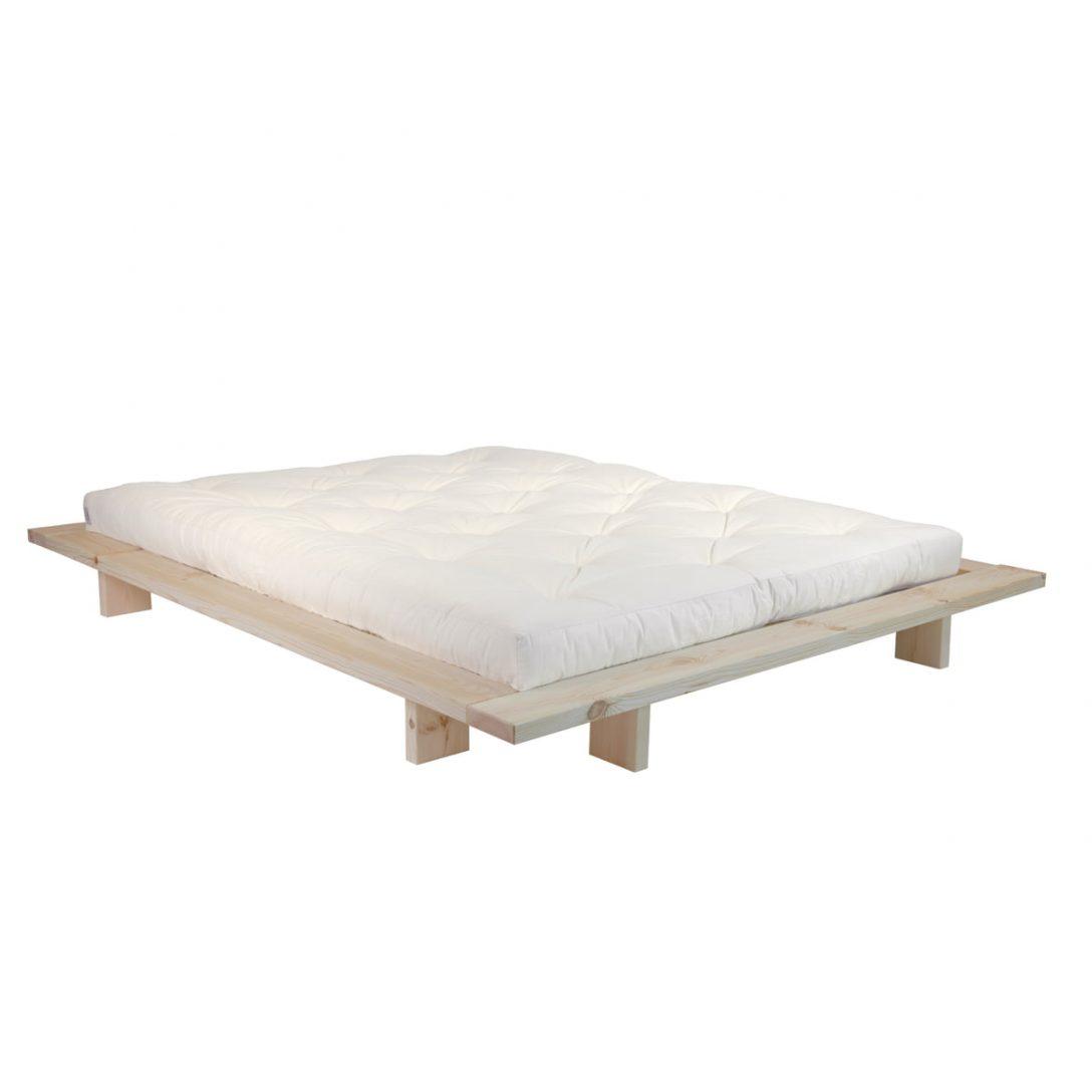 Large Size of Japanisches Bett Futonbett Japan Von Karup Design Connoshop 120 Cm Breit Podest Flach Mit Gästebett Komplett Luxus Betten Schöne Rattan 120x190 Sofa Bett Japanisches Bett