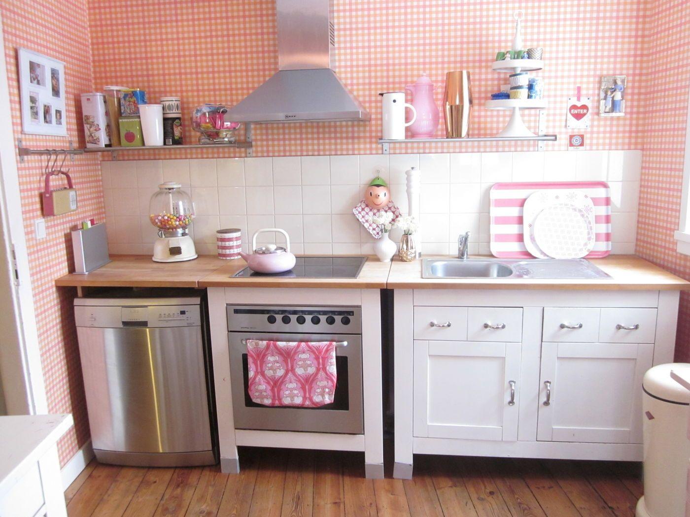 Full Size of Deko Für Küche Nostalgischsten Retro Ideen Holzregal Kaufen Tipps Wellmann Ikea Miniküche Gardinen Doppelblock Badezimmer Erweitern Armatur Wanddeko Küche Deko Für Küche