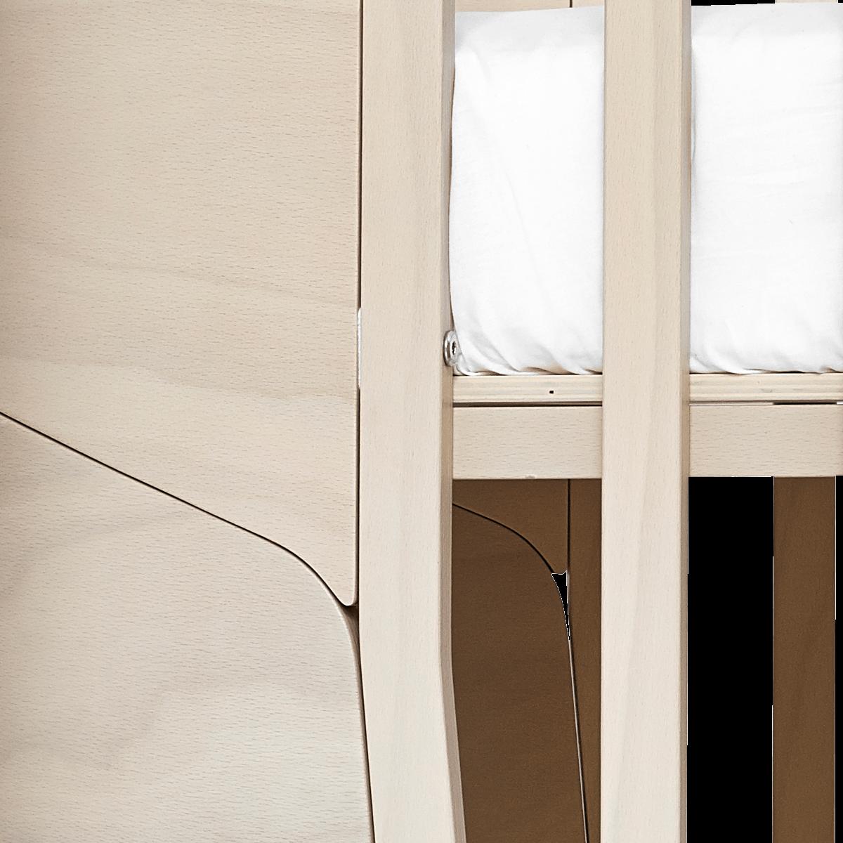 Full Size of Leander Babybett Wird Im Handumdrehen Zum Juniorbett 120x200 Bett Betten Berlin 180x200 Weiß Boxspring Tojo V Podest Günstige 140x200 Bestes Minimalistisch Bett Leander Bett