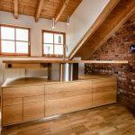 Vollholzküche Küche Vollholzküche Holzkunst Holocher Gmbh