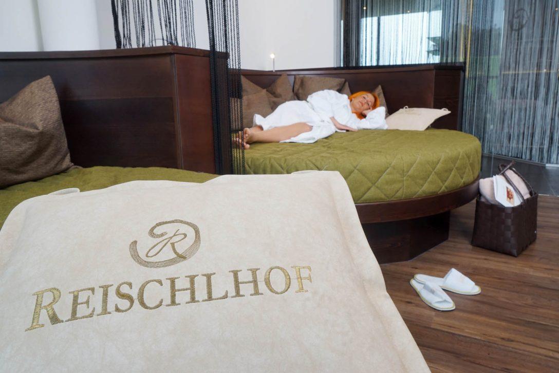 Large Size of Runde Betten 4 Sterne Superior Wellness Hotel Passau Niederbayern Hülsta Teenager Jabo Flexa Kopfteile Für Ebay 180x200 Ikea 160x200 Japanische Boxspring Bett Runde Betten