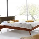 Skandinavisches Designbett Aus Buche Massiv Andros Betten 140x200 Günstig Kaufen 180x200 Für übergewichtige Teenager Japanische Landhausstil überlänge Bett Designer Betten