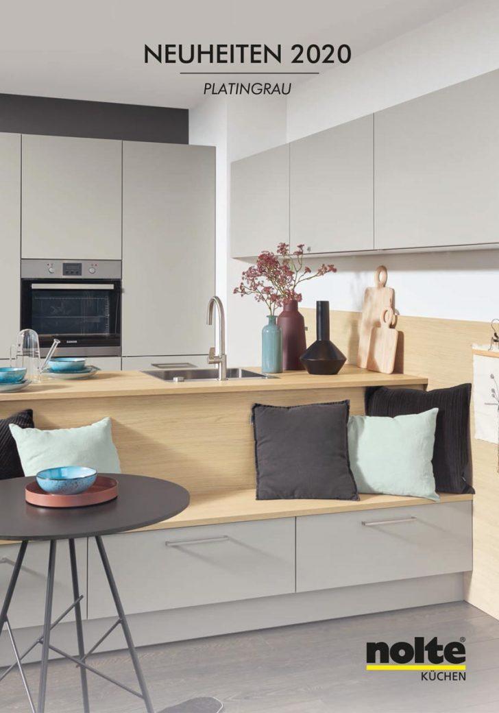 Medium Size of Nolte Küche Kchen Aktuelle Kataloge Und Prospekte Kitchenzde Günstig Mit Elektrogeräten Holz Modern Singelküche Hochglanz Grau Grifflose Kaufen Ikea Küche Nolte Küche