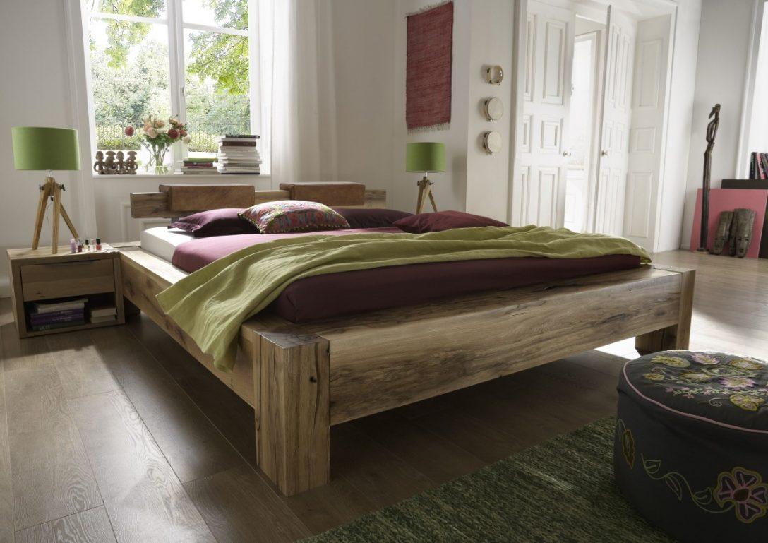 Large Size of Bett 200x220 Echtholz Balkenbett Unikat Mit Natrlichen Wuchsrissen überlänge Betten De Paletten 140x200 Kopfteile Für 1 40 200x180 Schubladen 180x200 Bett Bett 200x220
