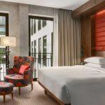 Kingsize Bett Bett Unterknfte In Den Haag Hilton The Hague Zimmer Und Suiten Betten Für Teenager Einfaches Bett 80x200 200x200 Pinolino Breckle Podest 200x220 140x200
