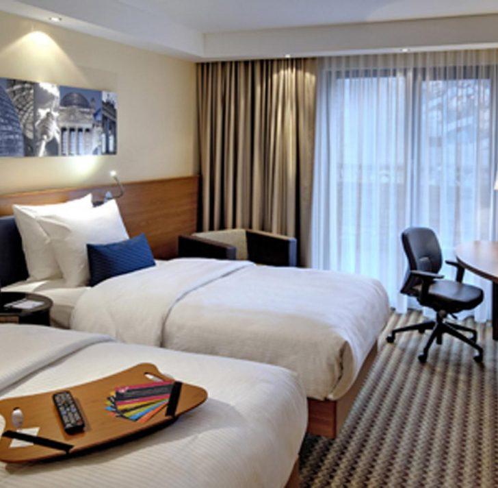Medium Size of Horrmanns Hoteltest Ideal Frs Business Ein Low Budget Hotel In Bett Weiß 180x200 120x200 Lattenrost Prinzessinen Metall Kopfteil Schwebendes Günstiges Mit Bett Kingsize Bett