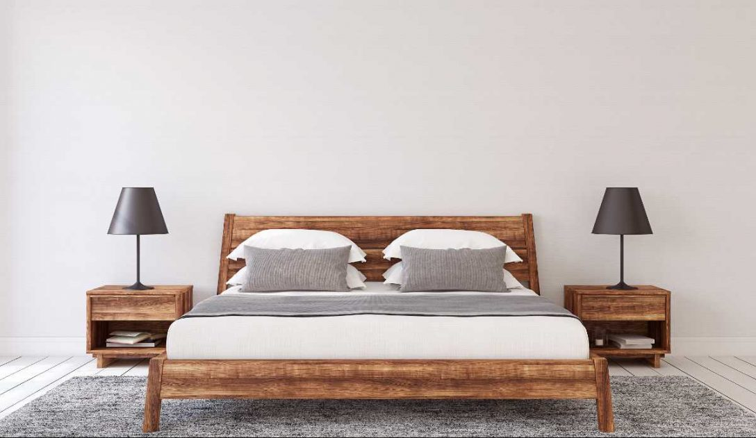 Large Size of Massivholz Bett Das Massivholzbett Tipps Und Vergleich Aktueller Modelle 2020 Einzelbett Holz Dico Betten 160 180x200 Günstig Ohne Kopfteil Frankfurt Bett Massivholz Bett