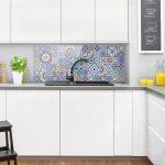 Spritzschutz Glas Fliesenspiegel Aufwndige Portugiesische Holzregal Küche Inselküche Doppelblock Jalousieschrank Klapptisch Gebrauchte Verkaufen Wasserhahn Küche Fliesenspiegel Küche Glas