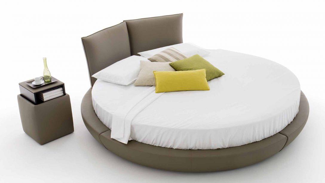 Large Size of Rundes Bett Solei Bei In Mnchen Boxspring Betten Schlafzimmer Hasena Französische Günstig Kaufen überlänge 140x200 Oschmann 100x200 Ebay Bett Runde Betten