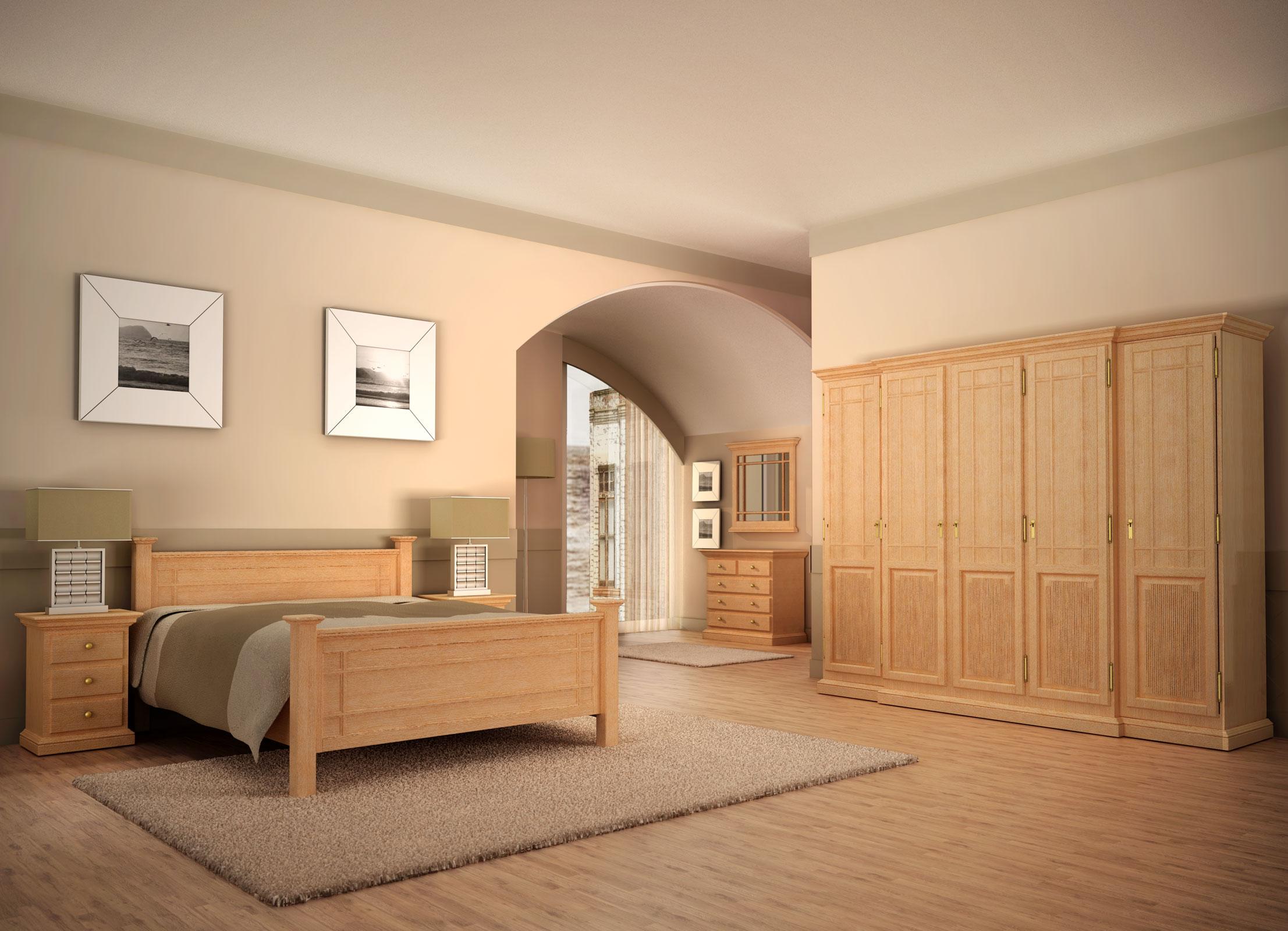 Full Size of Schlafzimmer Komplett Massivholz Set Duett Doppelbett Kleiderschrank Nachtkonsolen Komplettküche Betten Weiss Wandtattoo Badezimmer Günstig Weiß Schlafzimmer Schlafzimmer Komplett Massivholz