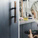 Möbelgriffe Küche Griffe Aus Kupferrohr 3 Makeover Kche Diy Youtube Kinder Spielküche Eckbank Aufbewahrungsbehälter Gebrauchte Verkaufen Vinyl Schmales Küche Möbelgriffe Küche