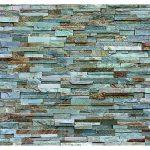 Wandbelag Küche D C Fiwandbelag Pvc Ceramics Stone Grau 67 Rückwand Glas Wasserhahn Mit Elektrogeräten Günstig Salamander Armatur Handtuchhalter Küche Wandbelag Küche