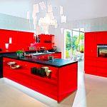 Rote Kche Gnstig Kaufen Kchen 300 Sofort Lieferbar Komplettküche Einbauküche Weiss Hochglanz Doppelblock Küche Oberschrank Deckenlampe Unterschränke Küche Küche Billig Kaufen