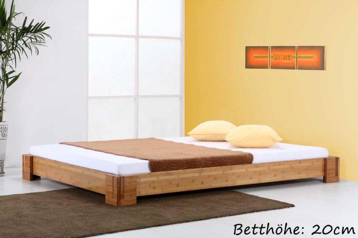 Medium Size of Bett Mit Rückenlehne Bambusbett Bali Aus Bambus 140x220cm Moebel De Betten Ottoversand Platzsparend Schlafzimmer Set Boxspringbett Modernes 180x200 Weiß Bett Bett Mit Rückenlehne