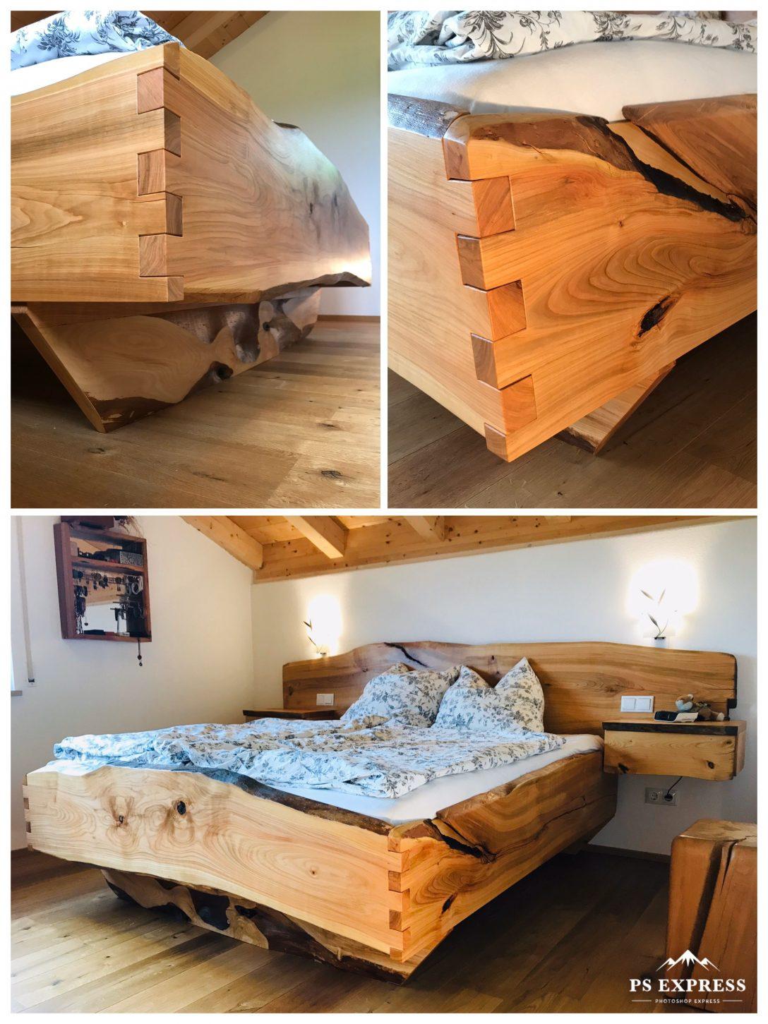 Large Size of Bett Zeichnen Gezinkt Kirschbaum Massivholz Wildholz Der 190x90 Bestes Betten Mit Schubladen Billige 90x200 Bock Weisses Landhausstil 180x200 Günstig Bett Bett 200x180