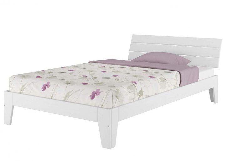 Medium Size of Weiße Betten Bett Mit Bettkasten 160x200 Moebel De Weiß 120x200 überlänge 1 40x2 00 Luxus 200x200 Offenes Regal Bett Bett Weiß 120x200