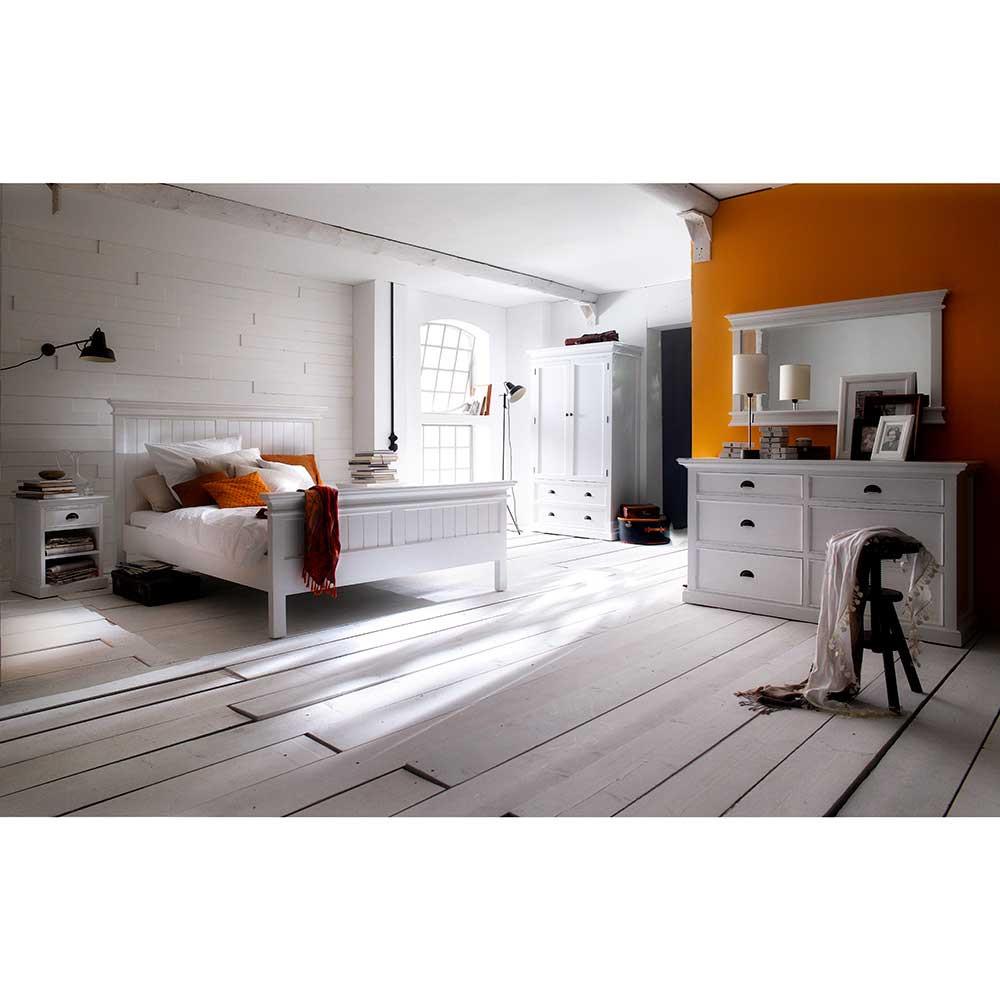 Full Size of Schlafzimmer Weiss Landhaus Komplett Set In Wei Venzeno 6 Teilig Küche Modern Vorhänge Mit Lattenrost Und Matratze Nolte Kommoden Günstig Lampe Lampen Schlafzimmer Schlafzimmer Weiss