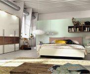 Schlafzimmer Mit überbau