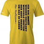 Ich Bin Immer Wieder Erstaunt Herren T Shirt Lustige Sprüche Wandtattoo Junggesellinnenabschied T Shirt Bettwäsche Männer Wandtattoos Coole Für Die Küche Küche Lustige T Shirt Sprüche