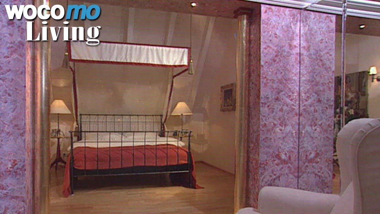 Full Size of Romantische Schlafzimmer Romantisches Im Palast Stil Tapetenwechsel Br Teppich Schranksysteme Komplettangebote Deckenlampe Weiss Led Deckenleuchte Gardinen Schlafzimmer Romantische Schlafzimmer