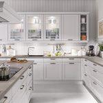 Landhausküche Landhaus Kchen Zeitlos Schn Xxl Ass Gebraucht Moderne Weiß Grau Weisse Küche Landhausküche