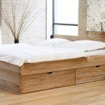 Schubkasten Doppelbett Aus Buche Oder Kiefer Bett Norwegen Bett Betten.de