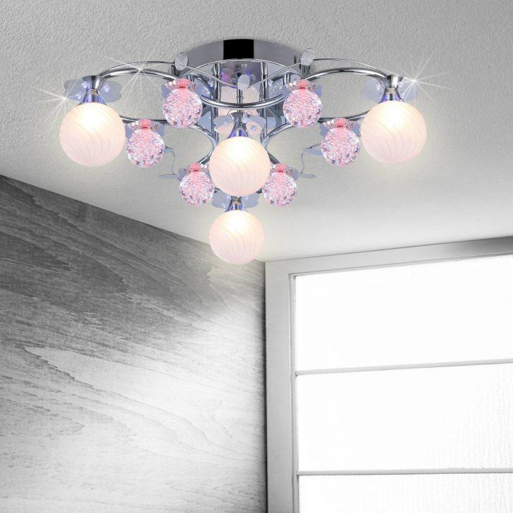 Medium Size of Led Deckenlampe Wohnzimmer Schlafzimmer Leuchte Farbwechsel 4 Komplett Günstig Romantische Schrank Landhaus Mit überbau Betten Deckenleuchte Kronleuchter Schlafzimmer Deckenleuchte Schlafzimmer