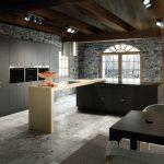 Küche Rustikal Küche Kchen Und Innenausbau Schmitz Reis Abfallbehälter Küche Hochglanz Hängeschränke Holz Weiß Wandsticker Einrichten Fliesen Für Selbst Zusammenstellen