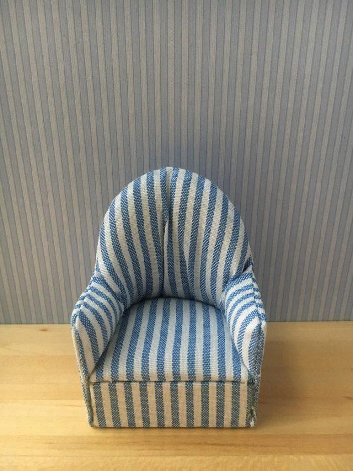 Medium Size of Miniatur Puppenhaus Schlafzimmer Stuhl Sofa 58 78 49 Cm Etsy Deckenlampe Sitzfläche Klimagerät Für Komplett Mit Lattenrost Und Matratze Komplettes Schlafzimmer Schlafzimmer Stuhl