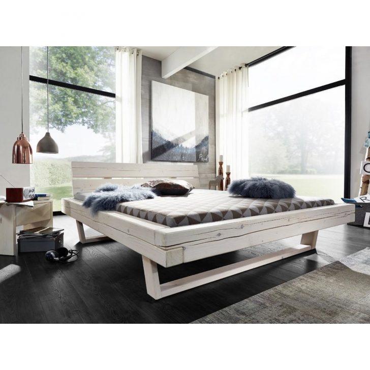 Medium Size of Betten Massivholz Balkenbett Fichte Massiv Wei Lasiert Holz Schlafzimmer Für übergewichtige Weiße 200x200 Günstig Kaufen Mädchen Ruf Fabrikverkauf Breckle Bett Betten Massivholz