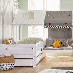 Kinder Bett Bett Kinder Bett Lifetime Kinderbett Mit Angebautem Sofa Und Dach Ferienhaus Bettwäsche Sprüche Selber Zusammenstellen Amerikanische Betten Topper Bettkasten