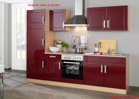 Küche Mit Elektrogeräten Günstig