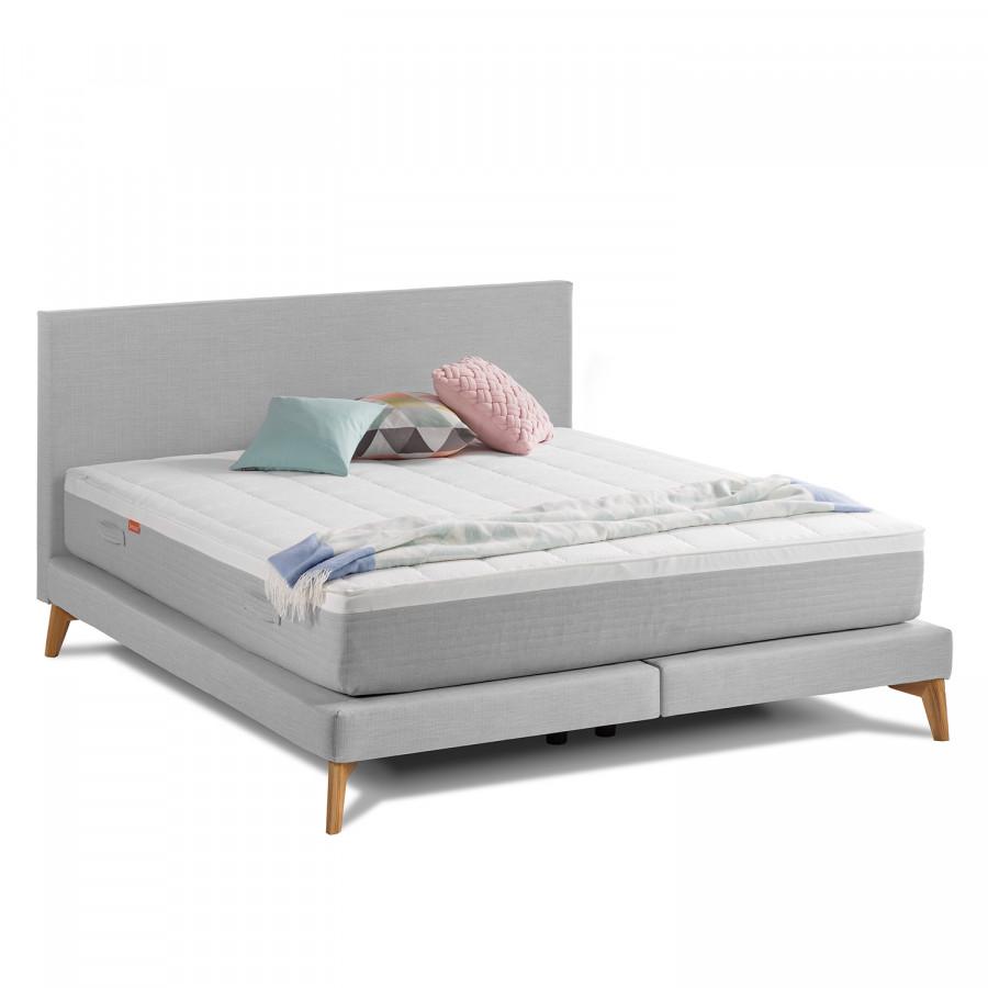 Full Size of Smoodspring Bett I Webstoff Eiche Massiv Home24at Poco Betten Stauraum 160x200 140 X 200 Topper Minion Weiss Stapelbar Musterring Kiefer 90x200 Günstige Bett 140 Bett