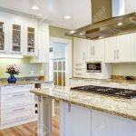 Granitplatten Küche Und Praktische Kche Raumgestaltung Wei Schrank Mit Nobilia Billig Doppelblock Wandbelag Inselküche Abverkauf U Form Singelküche Küche Granitplatten Küche