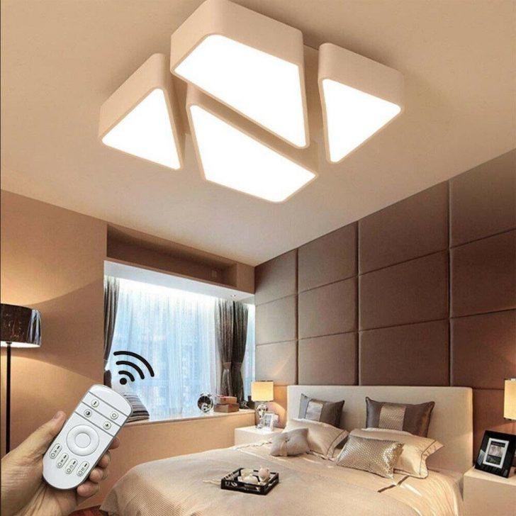 Medium Size of Led 48w Deckenleuchte Modern Design Dimmbar Schlafzimmer Deckenlampe Kommode Schranksysteme Set Mit Boxspringbett Komplettangebote Truhe Günstige Komplett Schlafzimmer Deckenlampe Schlafzimmer