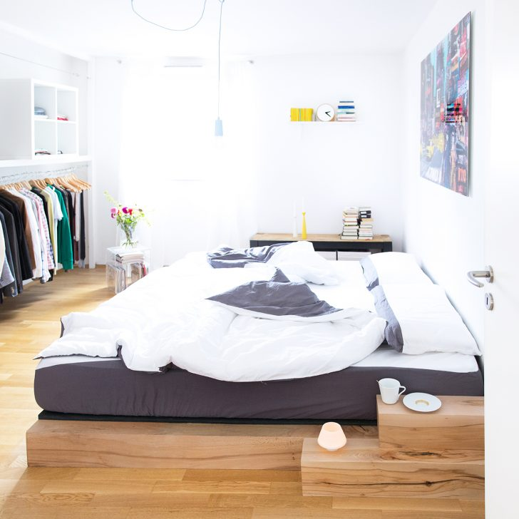 Medium Size of Günstige Betten Diy Bett Anleitung Zum Selber Bauen Eines Massiv Holz Bettes Billige Balinesische Wohnwert Mit Aufbewahrung Schlafzimmer Außergewöhnliche Bett Günstige Betten