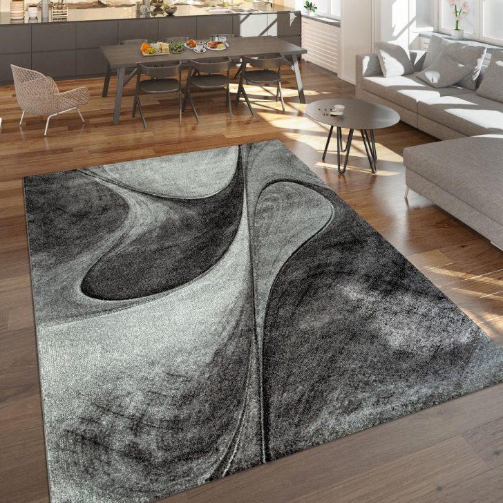 Medium Size of Teppich Schlafzimmer Wohnzimmer Abstraktes Muster In Teppichcenter24 Led Deckenleuchte Mit überbau Stehlampe Romantische Truhe Rauch Set Matratze Und Schlafzimmer Teppich Schlafzimmer