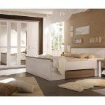 Schlafzimmer Set Weiß Luca Pinie Wei Und Trffel 4 Teilig Mit überbau Weißes Regal Sofa Grau Betten 140x200 Sessel Sitzbank Stehlampe Hochglanz Klimagerät Schlafzimmer Schlafzimmer Set Weiß